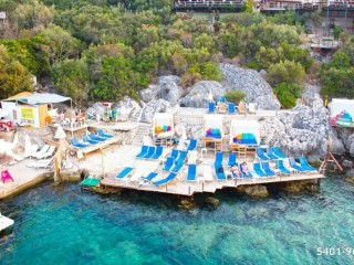 HOTEL FOR SALE IN PENINSULA ANTALYA BEACH, BEDS 50