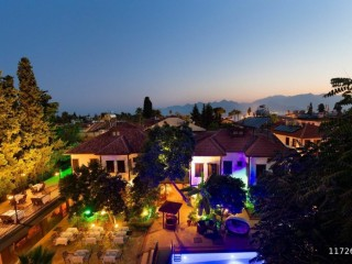 22 ROOMS BOUTIQUE HOTEL BRAND IN KALEICI OLDCITY ANTALYA