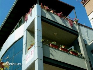 TERRACE AS WELL AS LUXURY 3+1 DUPLEX OFFICE / APARTMENT ANTALYA
