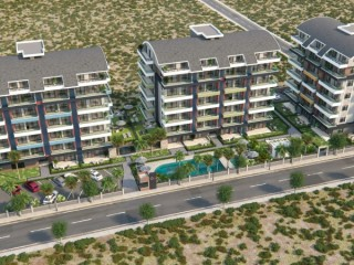 LUXURY RESIDENCE IN FULL SOCIAL ACTIVITIES COMPLEX FOR SALE