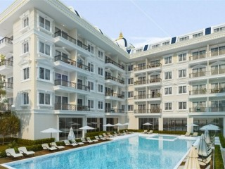 NEW LUXURY 1 BEDROOM RESIDENCE WITH FULL ACTIVITIES IN OBA