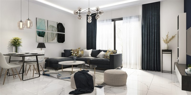 new-luxury-1-bedroom-residence-with-full-activities-in-oba-big-15
