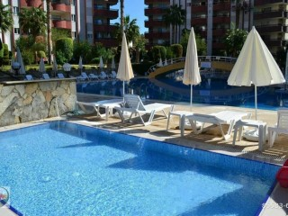 An apartment for sale in Alanya, Turkey