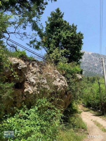 3045-m2-land-for-sale-in-kemer-beycik-mountain-village-old-house-big-4