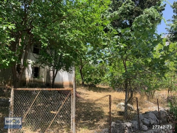 3045-m2-land-for-sale-in-kemer-beycik-mountain-village-old-house-big-8