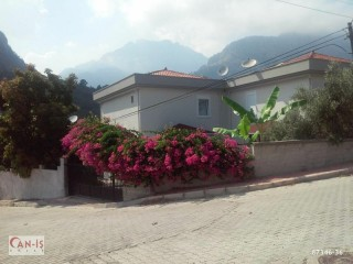 Kemer Göynük 4 Bedroom detached house Nature Mountain View with 589 m2 plot
