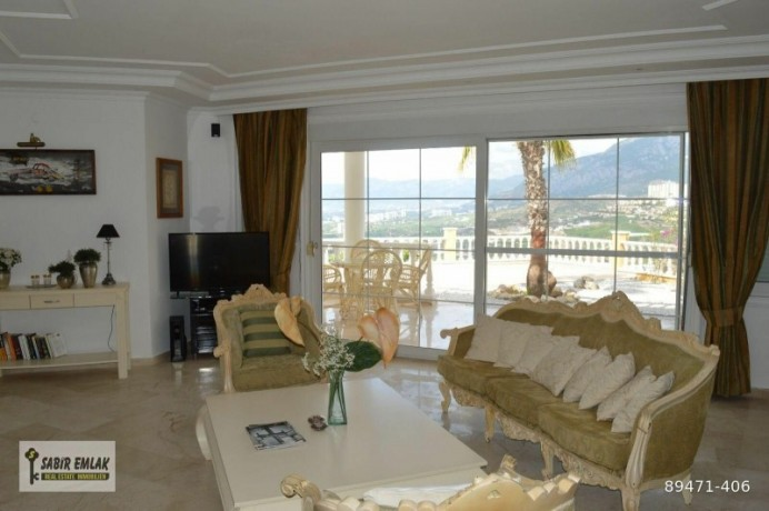 seaview-villa-for-sale-in-alanya-with-private-pool-indoor-parking-big-4