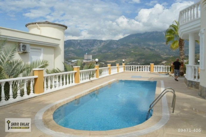 seaview-villa-for-sale-in-alanya-with-private-pool-indoor-parking-big-19