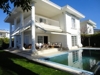Turkey Citizenship Property: Antalya mansion for sale