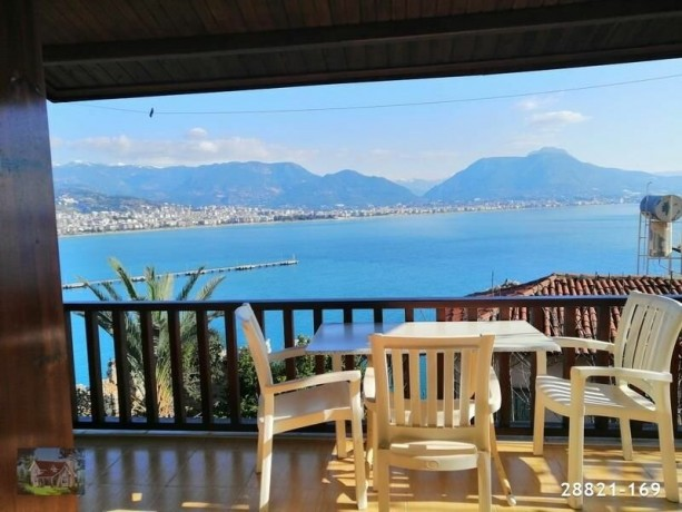 alanya-red-castle-super-seaview-traditional-house-for-sale-cheap-big-1