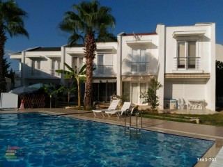 Perfect ! Summer house in Kundu beach, Antalya, earn high rent income for life