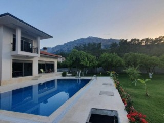 7+1 ULTRA LUXURY DETACHED VILLA FOR SALE IN KEMER ARSLANBUCAK