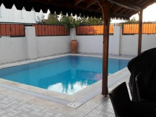 GOLF AND HOLIDAY VILLA WITH PRIVATE POOL FOR SALE IN ANTALYA BELEK
