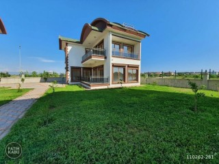 4+1 220M2 VILLA FOR SALE AT SITE WITH POOL BELEK ANTALYA
