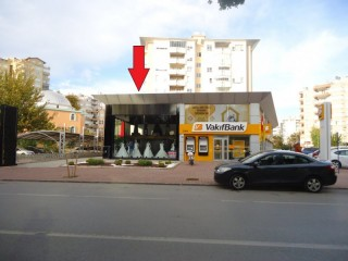 Shop for rent near Terra City shopping center Lara Antalya