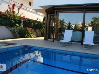 5+1 VILLA FOR SALE WITH DETACHED POOL IN ANTALYA BELEK CENTRE