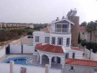 BRAND NEW VILLA, Luxury villa with private swimming pool in Belek Golf Resort