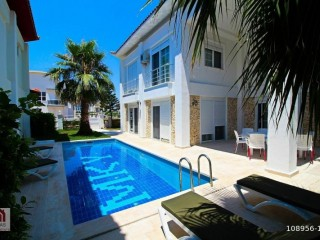 LUXURY FULL FURNITURE, GOLF HOLIDAYS DETACHED VILLA FOR SALE BELEK BEACH