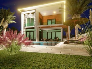 BELEK ULTRA LUXURY VILLA WITH POOL IN THE CENTRE OF ANTALYA BELEK