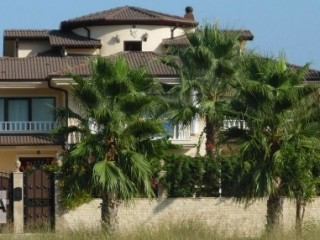 300 m2 Large full furnished VILLA WITH 3 FLOORS ELEVATOR IN KEMER ÇAMYUVA