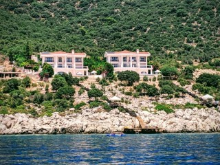 Kalkan luxury beach villas for sale, Antalya Turkey