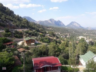 GEYIKBAYIR HIGHER AND COOLER SUMMERS, 550 M2 PLOT WITH OLD MANSION FULL SEAVIEWS ANTALYA