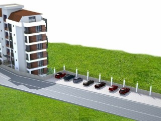 CIKCILLI COUPON LOCATION, READY FOR SALE PROJECT HOUSING ALANYA