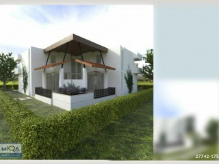 NEWLY MADE LARGE, SPACIOUS 2+1 VILLA FOR SALE IN ÇAMYUVA RENOVATION KEMER