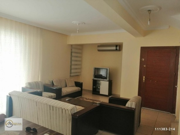 duplex-apartment-with-pool-100metre-garden-to-the-sea-in-kemer-center-big-4
