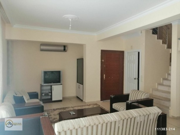 duplex-apartment-with-pool-100metre-garden-to-the-sea-in-kemer-center-big-19