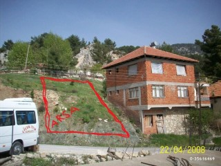 PLOT WITH BARGAIN VIEW IN THE MOST BEAUTIFUL PLATEAU OF ANTALYA