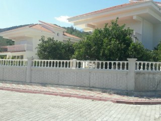 VILLA WITH POOL FOR SALE IN KEMER ÇAMYUVA
