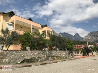 Kemer Göynük furnished apartment for sale 1+1 bargain