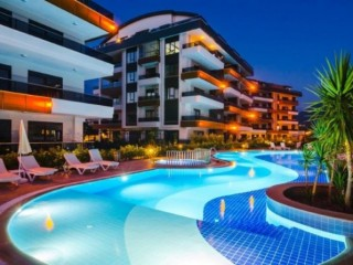Alanya duplex luxury apartment for sale Oba