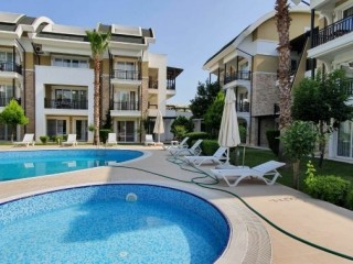 LUXURY DUPLEX APARTMENT FOR SALE 200 METRES FROM THE SEA IN KEMER