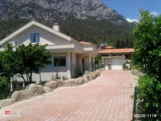 ULTRA LUXURY VILLA FOR SALE IN KEMER ARSLANBUCAK