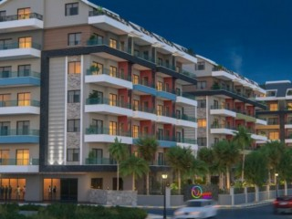 Apartment for sale Kargical Alanya close to beach