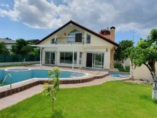 DETACHED VILLA FOR SALE IN KEMER