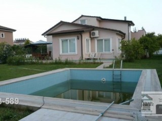 DETACHED VILLA FOR SALE IN ARSLANBUCAK, KEMER, ANTALYA