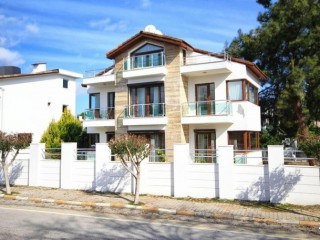 MODERN 5+1 DETACHED VILLA FOR SALE 200 M TO SEA IN KEMER TEKIROVA