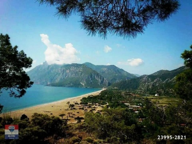 kemer-cirali-for-sale-in-the-sea-400-mt-1884-m2-land-detached-house-big-0