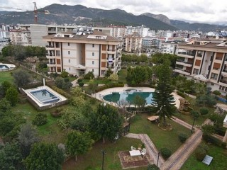 Duplex luxury penthouse apartment in Oba Alanya