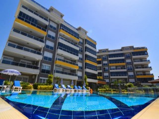 Kestel new apartment for sale seaview Alanya