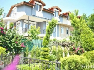 FULL FURNISHED DETACHED HOUSE FOR SALE IN ÇAMYUVA, KEMER, ANTALYA