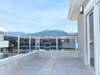 Alanya kestel luxury 2 + 1 duplex 145 m2 for sale