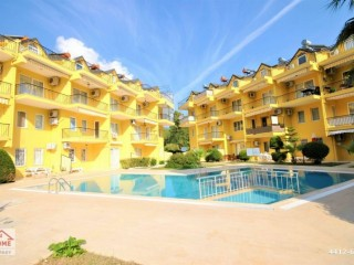 FULL FURNISHED KEMER DUPLEX APARTMEN,T FOR SALE IN ARSLANBUCAK 100 m2 / 75 m2
