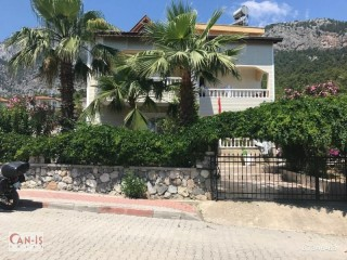KEMER FULL Detached trıplex Villa with nature and sea views in Göynük, Kemer