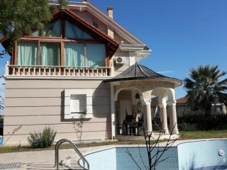 VILLA WITH SPECTACULAR TRIBLEX POOL AND CAR PARK, KEMER, ANTALYA