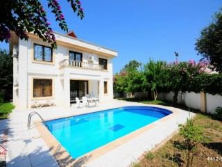 DETACHED VILLA FOR SALE IN KEMER GÖYNÜK