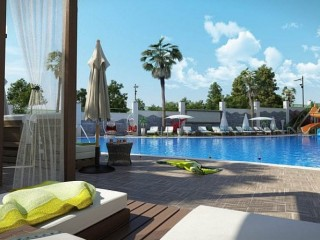 Mahmutlar Furnished Tower Residence For Sale